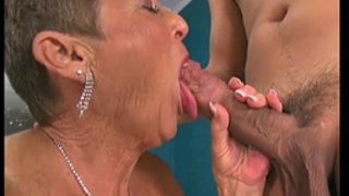 Hot grannies engulfing cocks compilation three