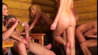 Fuck party movie scene from men showing their sex life