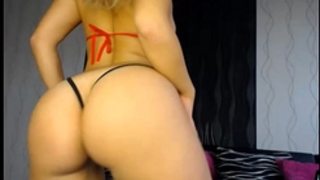 Thick white wazoo pawg snowbunny twerking hawt booty by sexydea