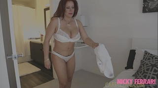 Sara jay bombshell latin chick mama nicky ferrari and charly in la mexicana part three
