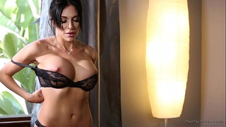 Jaclyn taylor bonks her son's ally - dream massage