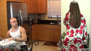 Madisin lee in i indeed desire a baby son. mama has her son impregnate her.creampie
