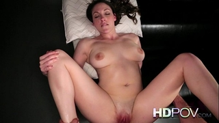Hd pov pink brassiere and pants undresses and sucks and copulates