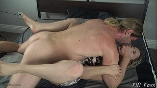 Son forces mamma to fuck him - fifi foxx and weenie ninja